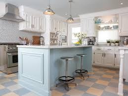 blue and white kitchen ideas blue and white kitchen tile floor morespoons ffa08ea18d65