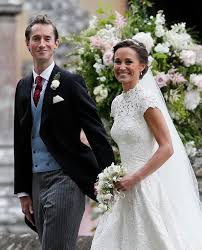wedding picture pippa middleton wedding in the 40k dress guests