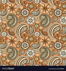 paisley pattern vector seamless elegant paisley pattern royalty free vector image