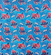marvel wrapping paper buy marvel ultimate spider gift wrap 20 sq ft in cheap price