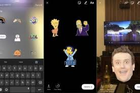 bikin video animasi snapchat instagram dan snapchat hapus fitur gif untuk menik isu rasial