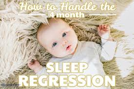 Baby Sleep Meme - how to handle the frustrating and exhausting 4 month sleep