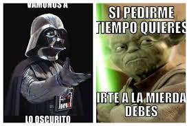 Memes De Star Wars - vote por el mejor meme de star wars shock