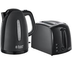 Russel Hobbs Toaster Russell Hobbs Textures Rapid Boil 1 7l Kettle And Variable Width