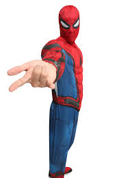 halloween costumes spiderman marvel spider man homecoming deluxe costume topic