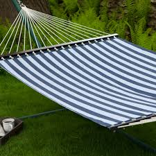 algoma 11 ft cotton hammock metal stand set hayneedle