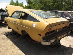 nissan datsun 1970 junkyard find 1975 datsun b210 the truth about cars