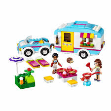 friends summer caravan set lego walmart com arafen