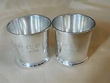 Mint Julep Vase Antique Us Sterling Silver Cups U0026 Goblets Ebay