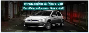 new volkswagen car the all new vw e golf now in stock at port hope u0027s lauria