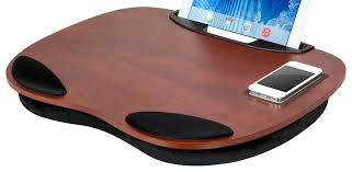 Laptops Desk Lapgear Media Lapdesk Exec For Laptops And Tablets