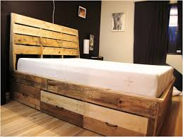 simple wood headboards fabulous rustic headboard unique simple wood bed