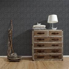 as creation oslo tile pattern wallpaper faux kitchen bathroom 329801