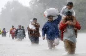 nissan finance disaster relief harvey hits texas louisiana with record rain map floods