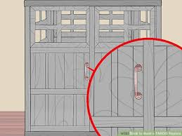 Tardis Interior Door How To Build A Tardis Replica With Pictures Wikihow