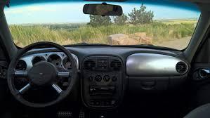 chrysler car interior 2005 chrysler pt cruiser gt