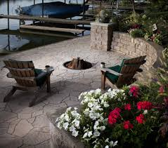 Slate Rock Patio by Flagstone Pavers Prices Cost Breakdown Guide Install It Direct