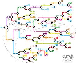 Austin Judgemental Map by Books Kottke Org