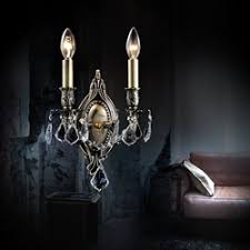 Crystal Candle Sconce Brizzo Lighting Stores 18