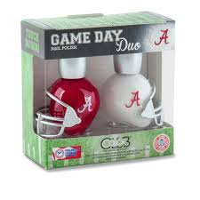 alabama game day duo nail polish the best nail polish colors new