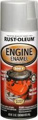 rust oleum 272013 chrysler industrial red ceramic engine enamel