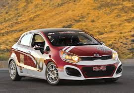 kia amanti 2011 2011 kia rio b spec race car review top speed