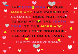 10th wedding anniversary happy 10th year wedding anniversary wishes and quotes hubpages