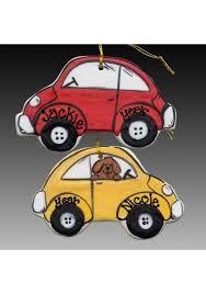 beetle ornament