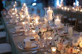 white party table decorations dinner party decoration home decorating ideas
