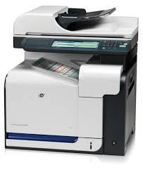 color laserjet cm3530 cc519a hp laser printer for sale