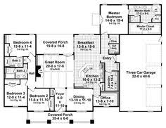 house plans with large kitchens skillful ideas 2 house plans with large kitchens and porches 17