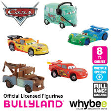 cars cake toppers official bullyland disney cars figurines 8 cake topper