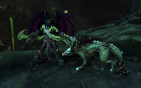 world of warcraft halloween background world of warcraft legion new demon hunter a hero in the making