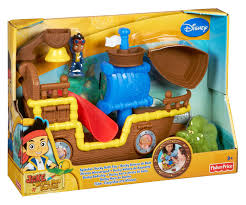 jake land pirates splashin bucky bath toy jake