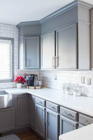 best paint for kitchen cabinets white the best paint for kitchen cabinets 8 cabinet transformations
