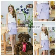 2016 latest design fashion casual women dress from thailand