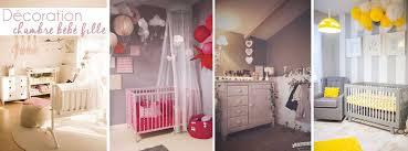 idées chambre bébé fille idée déco chambre bébé garçon images avec deco chambre fille idee a