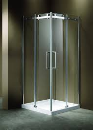 box doccia cristallo 80x80 box doccia frameless 80x80 on line prezzi bassi kamalubagno it