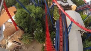 busch gardens quietly reigns as florida u0027s roller coaster capital