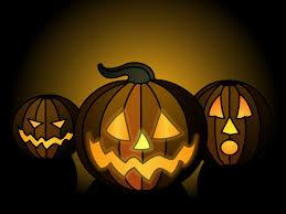 pumpkin halloween wallpaper free screensavers download saversplanet com