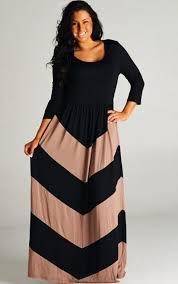 long plus size dresses pluslook eu collection