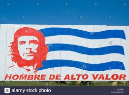 Che Guevara Flag Che Guevara Cuba Stockfotos U0026 Che Guevara Cuba Bilder Alamy