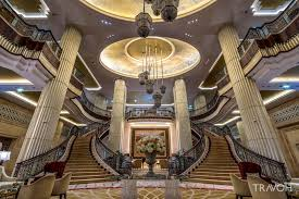 Grand Foyer St Regis Luxury Hotel Abu Dhabi Uae U2013 Grand Staircase Foyer Travoh