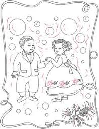 wedding dress coloring pages beautiful dress dibujos nenas pinterest wedding dress