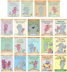 amazon com mo willems elephant and piggie complete series and