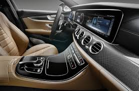 mercedes digital dashboard new 2017 mercedes benz e class interior raises the bar slashgear