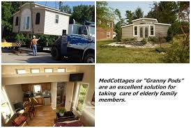 granny homes granny pods for the backyard might replace nursing homes the