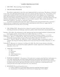 How To Write A Proposal Essay Example Essay Example