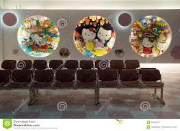 interior design ideas airport waiting room editorial image