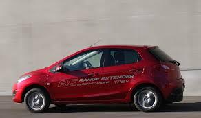 mazda car range mazda 2 ev rotary range extender review quick drive caradvice